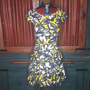 Vintage Betsy Johnson dress